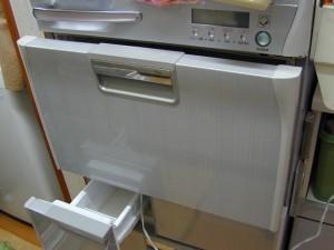 冷蔵庫の修理 201402