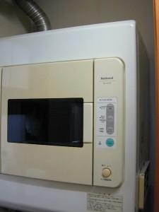 衣類乾燥機の修理 201403