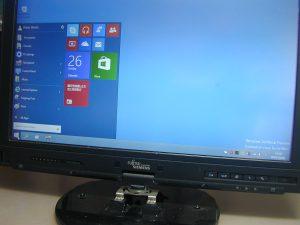 Windows 10 を入れてみた 201410