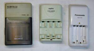 データロガー(充電器)