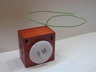 自作DSPラジオ