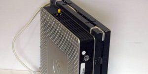 HP t610ファイルサーバー